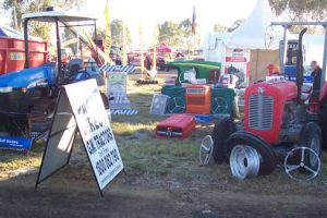 Toowoomba Field Day Stand