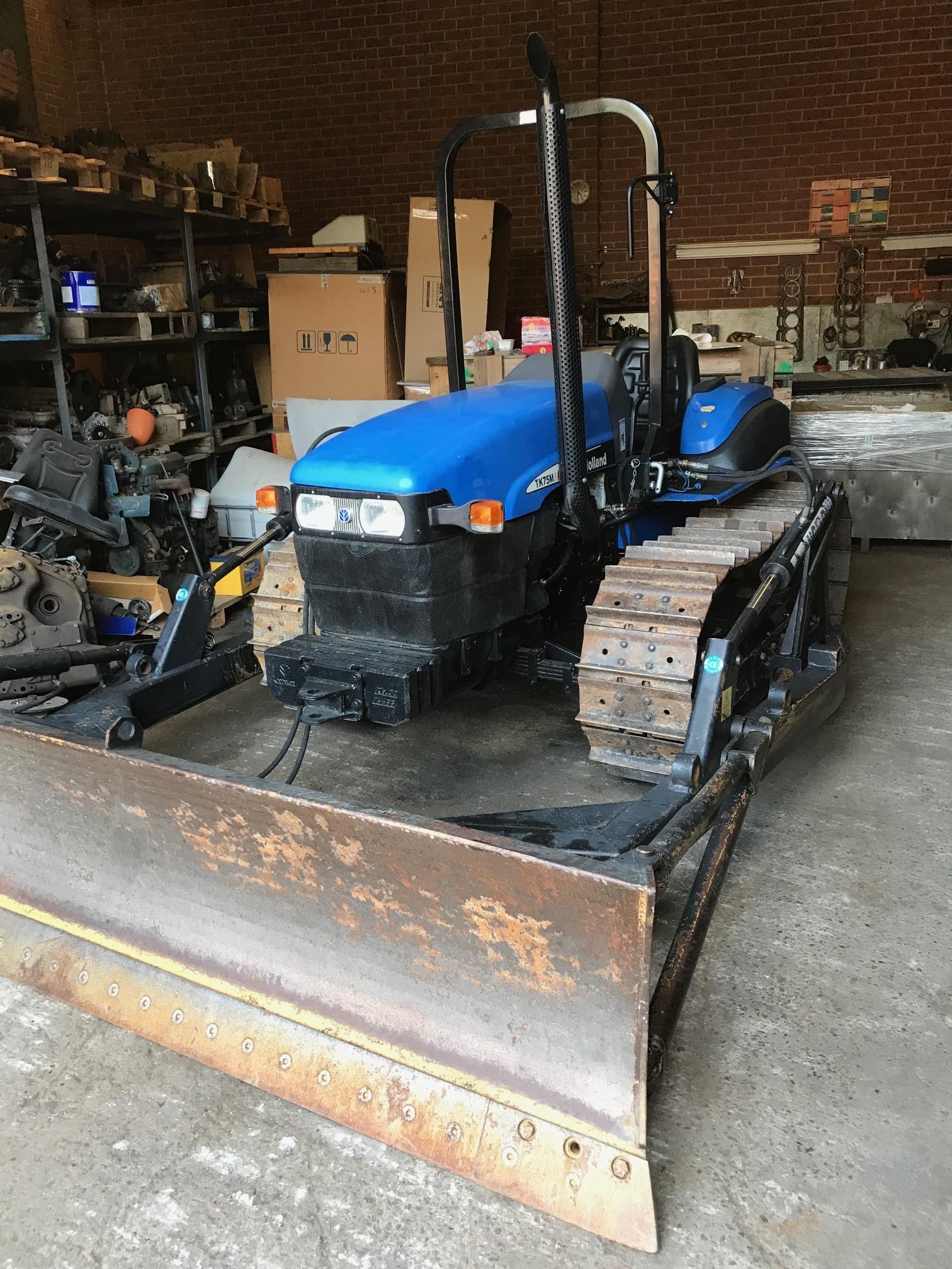 Bulldozers For Sale >> SOLD -------- | G.W. Tractors Australia